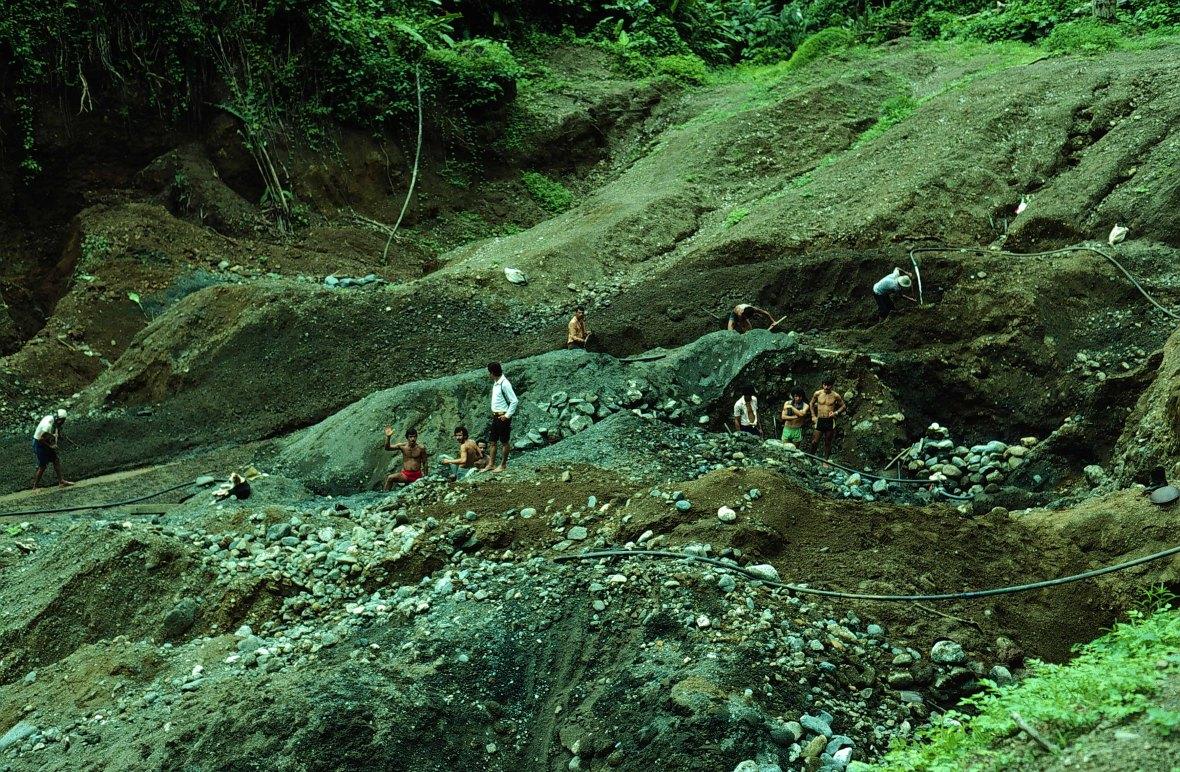 Miners CNP Corcovado 28jun85